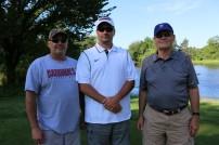 Cary Duley, Todd Haraughty and Bob Carter