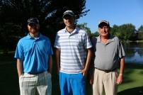 Chris Dunlap, Paden Shaffer and Tom Colter