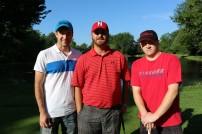 John Fuentez (Southeast Class of 2002), Bryce Long and Josh Gatton