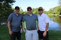 Randy Cary, Walt Blockburger and Todd Osborn