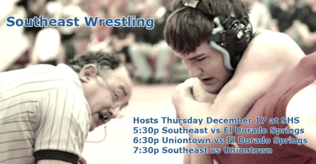 SHS Wrestling Hosts Dual - spotlight