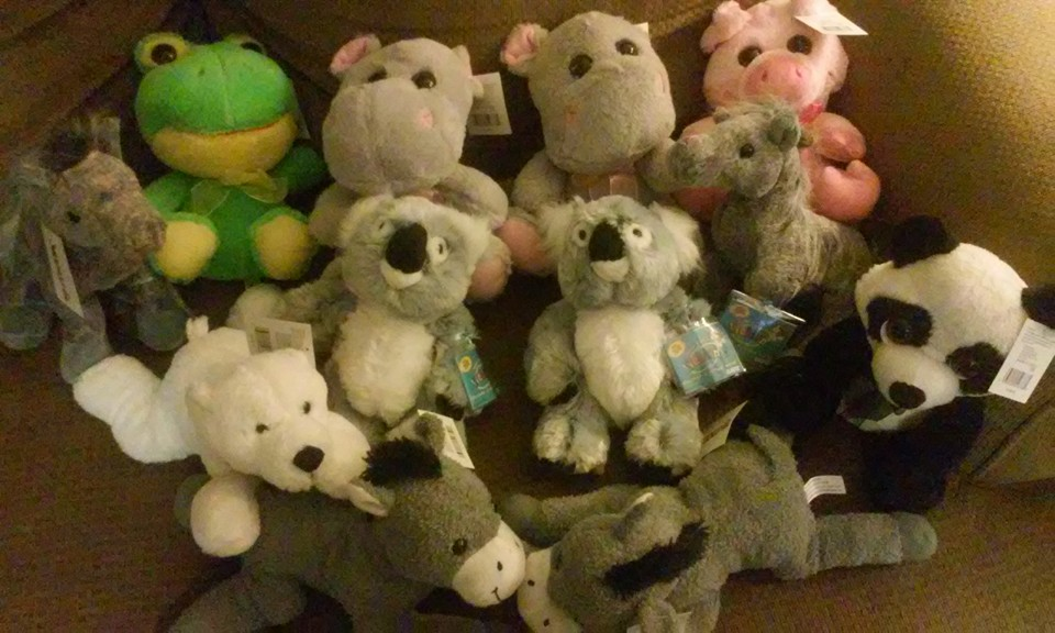 Mon Dec 7: Teddy Bear Toss at Lancers home opener – USD 247 ...