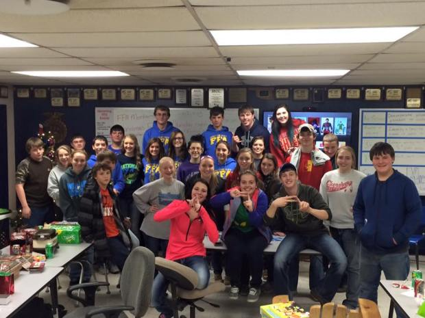 FFA Christmas Party (from Scott Sutton)