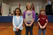 03 - SES Spelling Bee top 3 (Medium)