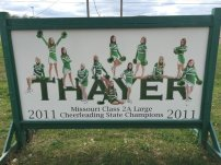 29 thayer sign