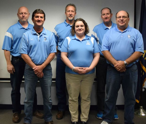 January is School Board Recognition Month. We would like to say thank you to the men and women who serve on the USD 247 Southeast-Cherokee school board: Sundown Jacobs, David Stricklin, Ron Yancey, Barbara Long, Jeff Burns, John Staton and Jessica Wells (not pictured).