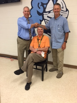 Dr. Miner, Joe Martin, & Frank Pittman