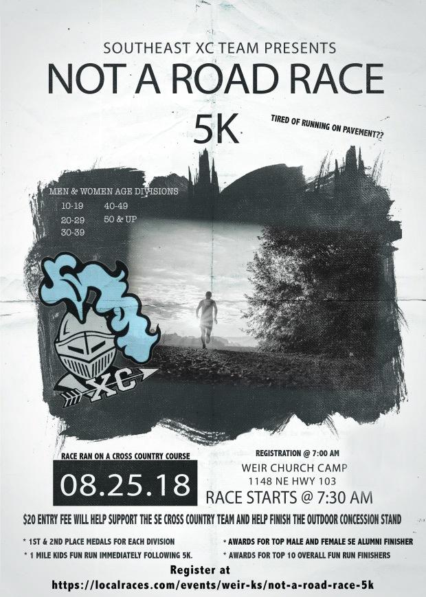 Not a Road Race