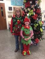 Mrs. Coleman & Alyjah McCarley
