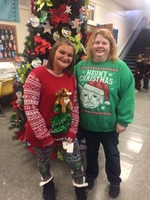 Mrs. Womeldorf & Mrs. Guymon