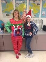 Mrs. Colvin & Audrey Jacobs