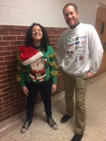 Mr. McFall & Dasha Dhadden