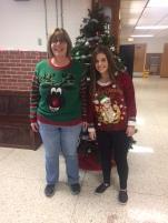 Mrs. Kimzey & Megan Colvin