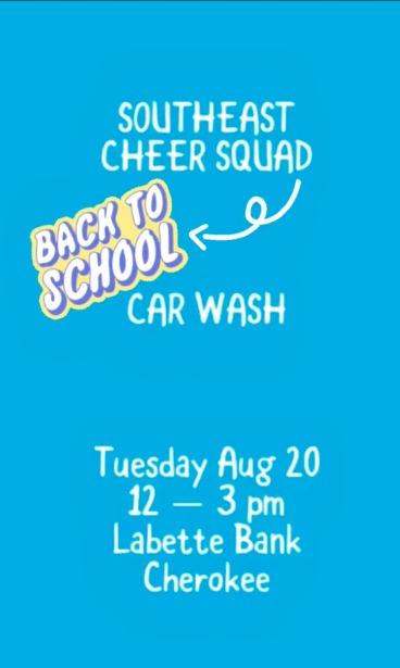 Cheer carwash